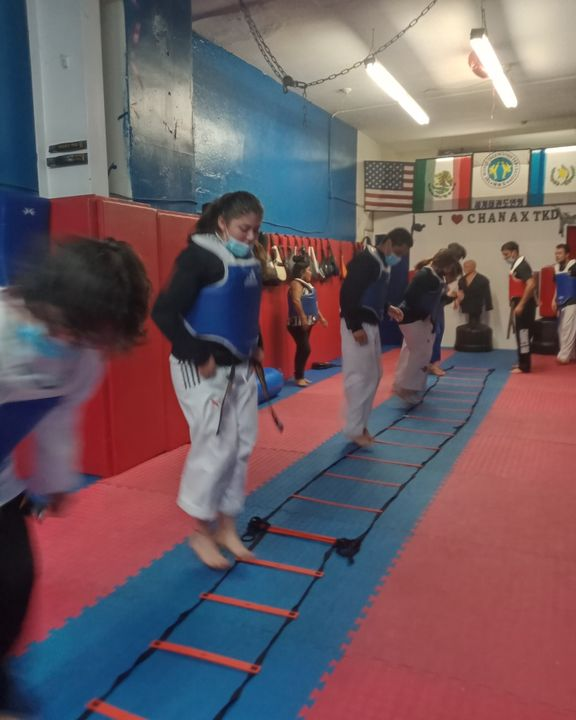 Photos from Chanax's Taekwondo figthers's post