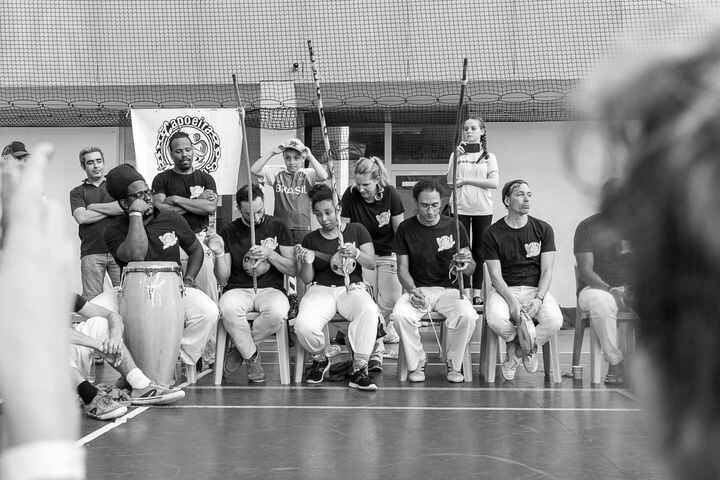 Photos from Capoeira Senzala Sud-Ouest's post