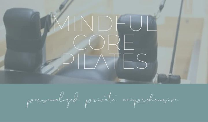Mindful Core Pilates updated their phone number.