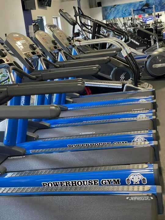 Photos from Powerhouse Gym and Fitness Center's post