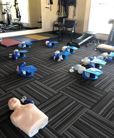 CPR Training 2018