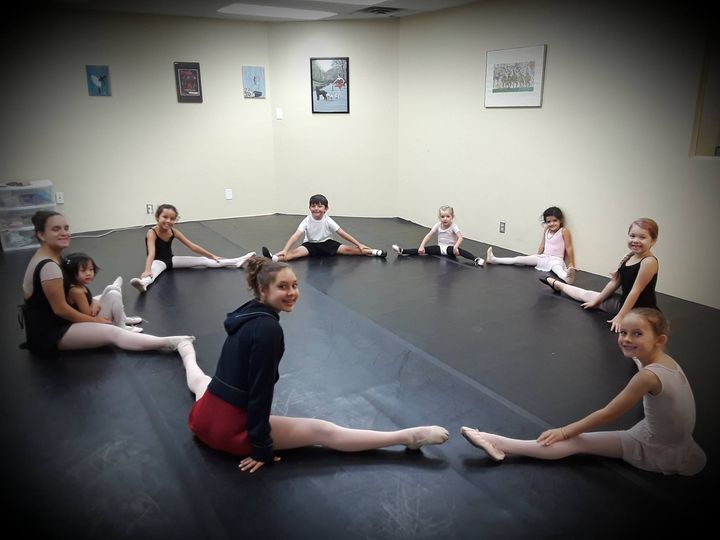 Photos from Dance Theatre Southwest's post