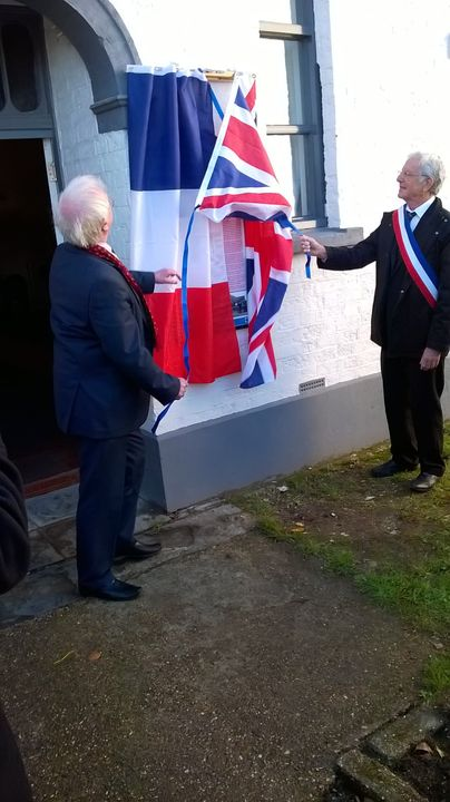 History Board Unveiled